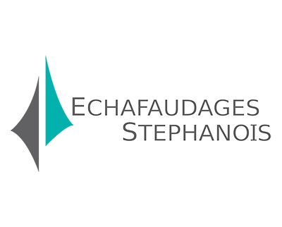 Echelle simple à marches larges échafaudages stephanois es200