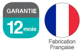 Garantie + Fabrication