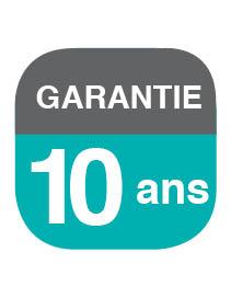 Garantie 10ans échafaudages Fixe 8x3
