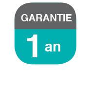 Garantie 1an