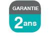 Garantie échelle Pro transformable 3 plans