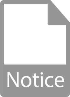 Notice échafaudage